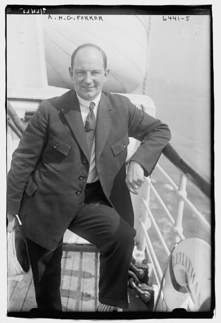 A.H.G. Fokker