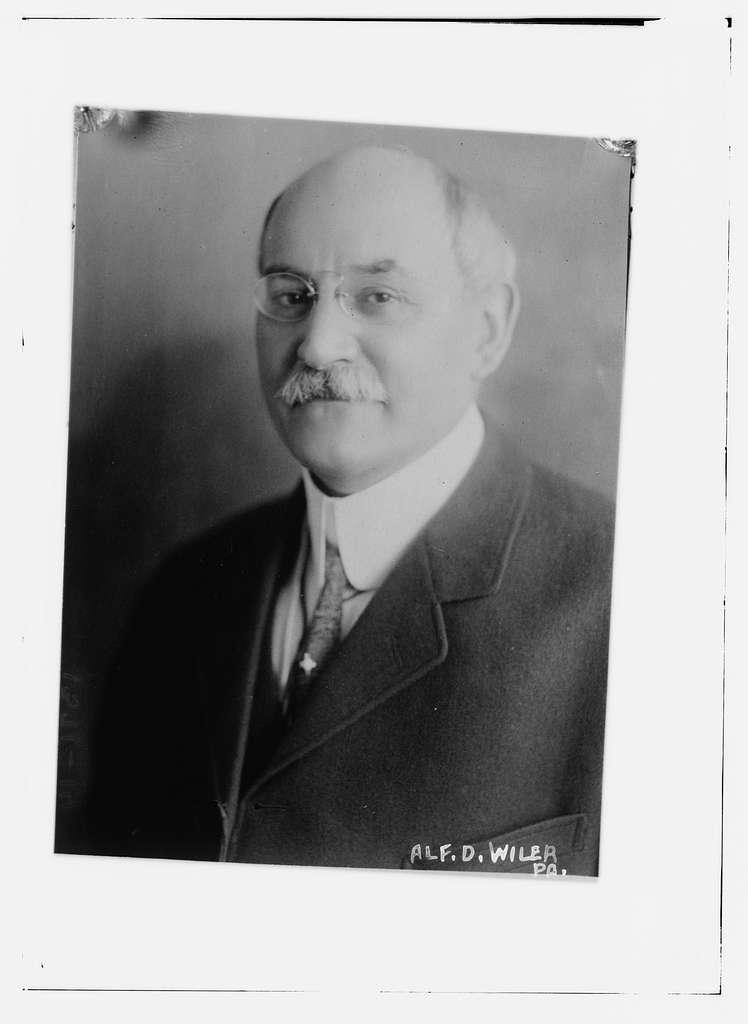 Alf. D. Wiler, Pa