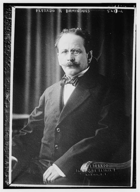 Alfredo R. Dominguez