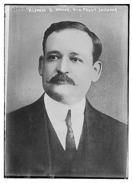 Alphonso Q. Molina, Vice Pres't Salvador