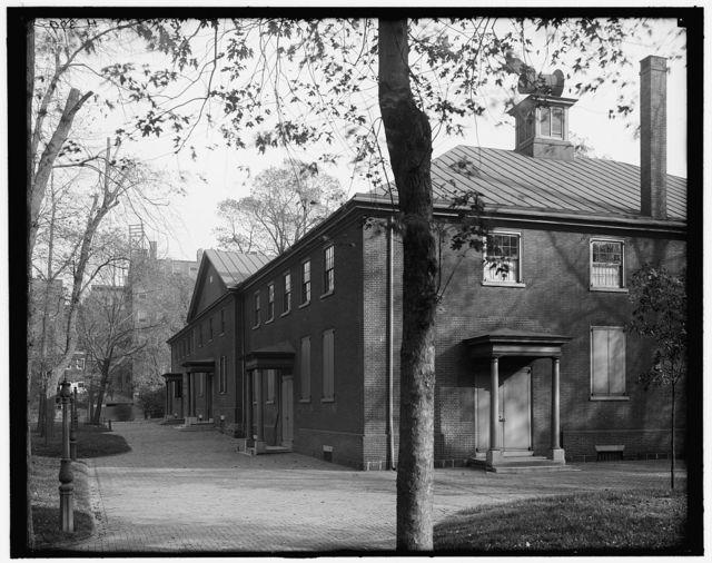 [Arch Street Friends Meeting House (1804), Philadelphia, Pa.]
