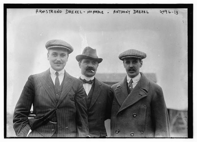 Armstrong, Drexel, McArdle, Anthony Drexel