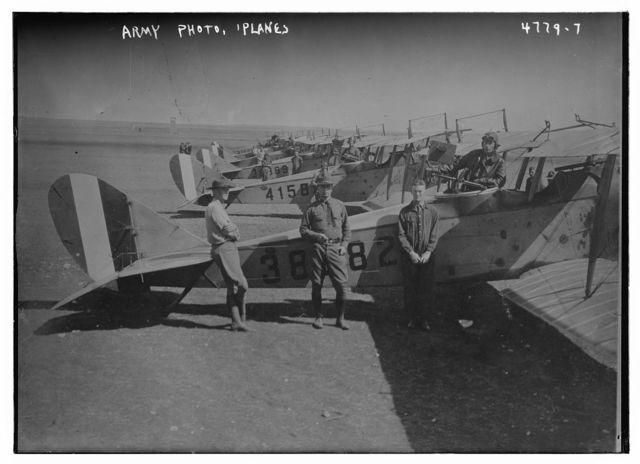 Army Photo 'planes