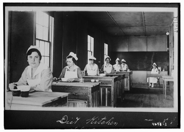 [Army School of Nursing, Camp Wadsworth, S.C.] -- Diet kitchen