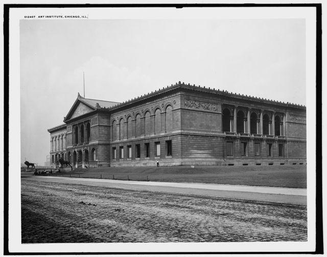 Art Institute, Chicago, Ill.