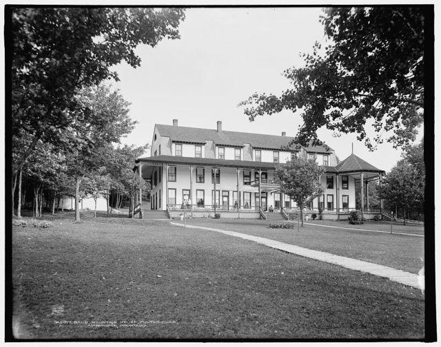 Bald Mountain House, Fulton Chain, Adirondack Mountains