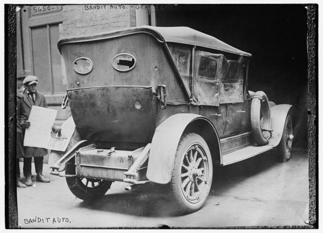 Bandit auto, Grafton