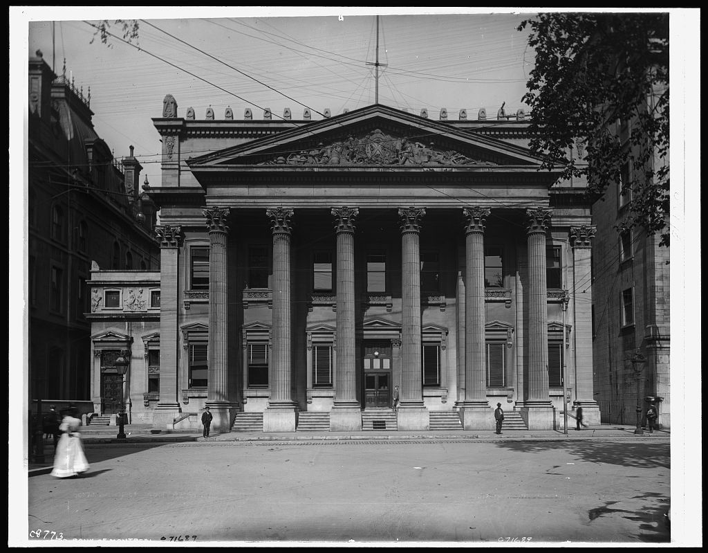 Bank of Montreal, Quebec