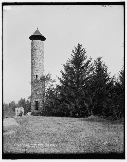 Bartlett Tower, Dartmouth College, Hanover, N.H.