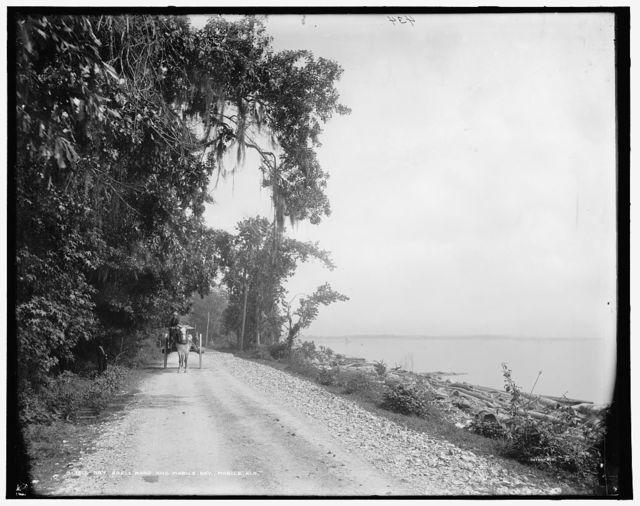 Bay Shell Road and Mobile Bay, Mobile, Ala.