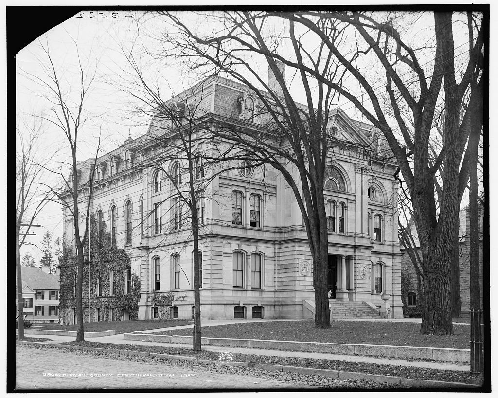 Berkshire County Courthouse, Pittsfield, Mass.