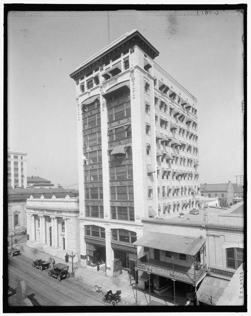 [Bisbee Building, Jacksonville, Fla.]