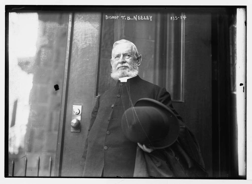 Bishop T.B. Neeley, Methodist Bishop of S. America
