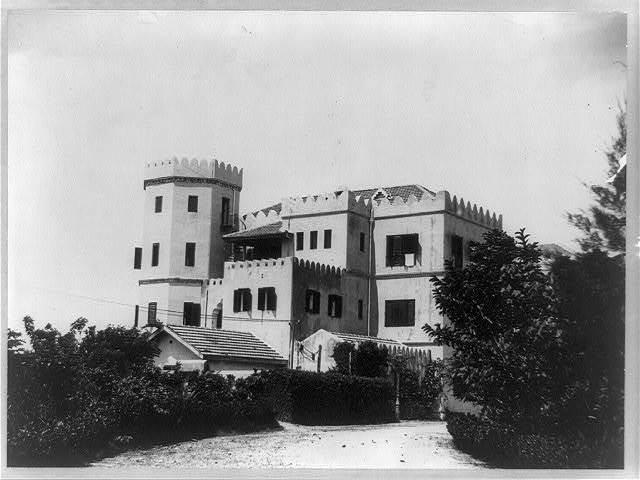 [British Residency, Zanzibar]