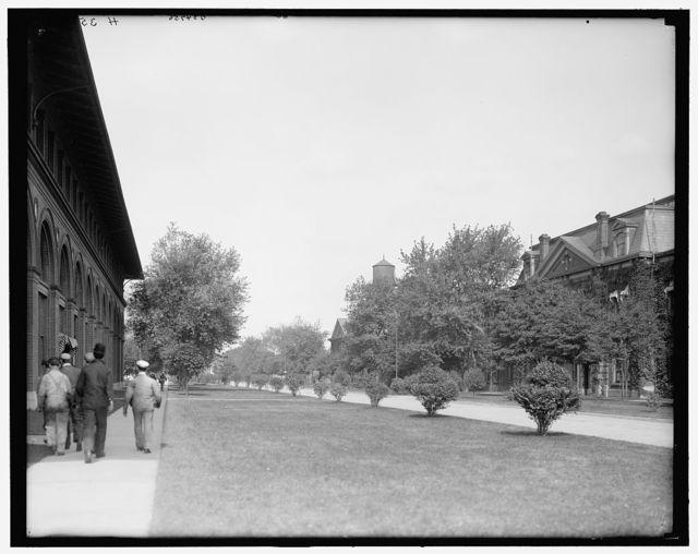 [Broad Street, League Island Navy Yard, Philadelphia, Pa.]