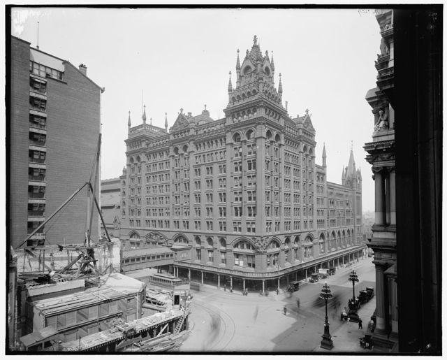 [Broad Street station, Philadelphia, Pa.]