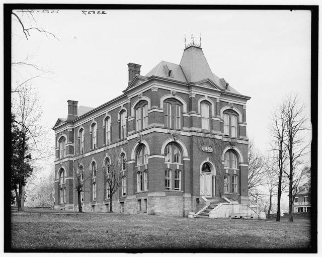 [Brooks Museum, University of Virginia]