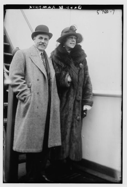 Burr & Rumford