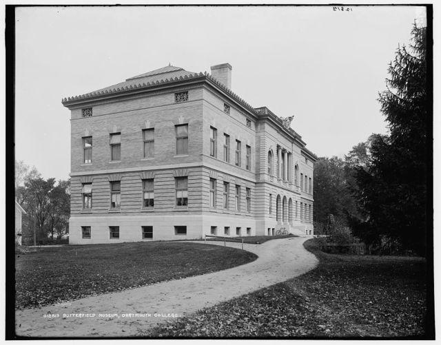 Butterfield Museum, Dartmouth College