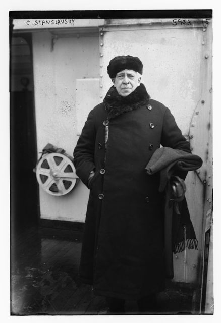 C. Stanislavski [i.e., Konstantin Stanislavsky, director of the Moscow Art Theatre]