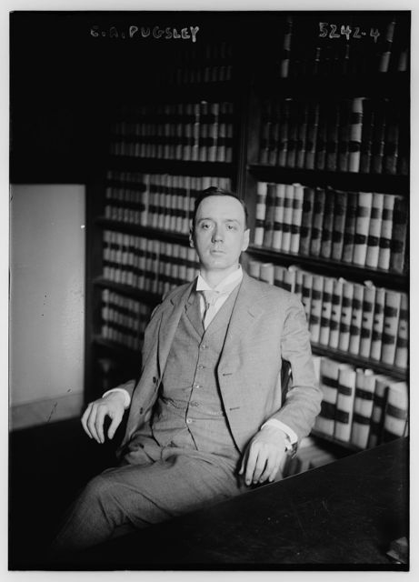 C.A. Pugsley