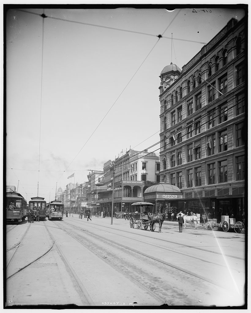 [Canal Street, New Orleans, La.]