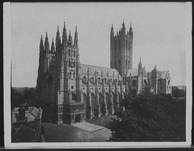 [Canterbury Cathedral]