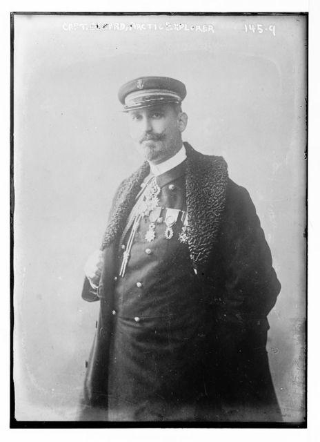 Capt. Benard, Artic explorer