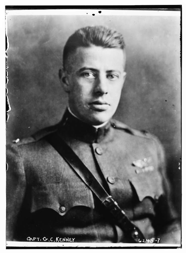 Capt. G.C. Kenney