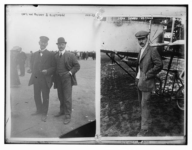Capt. Von Postart & Kluytmann
