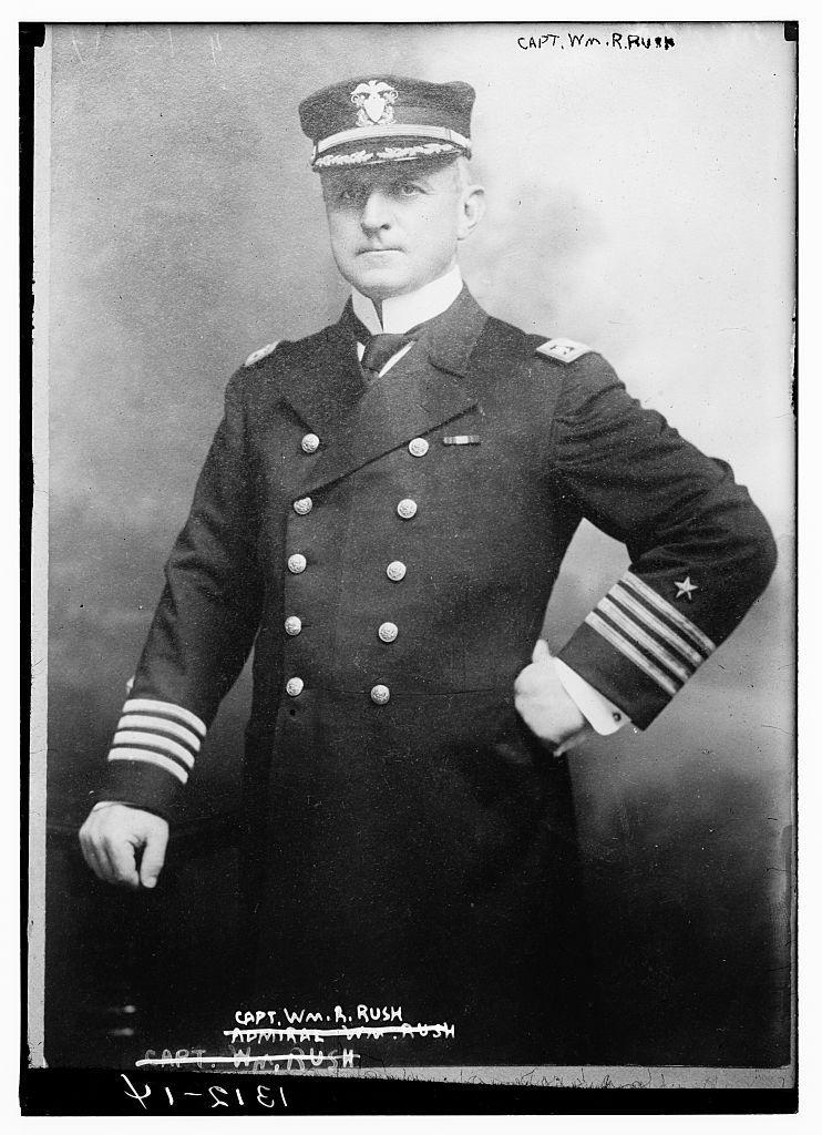 Capt. Wm. R. Rush