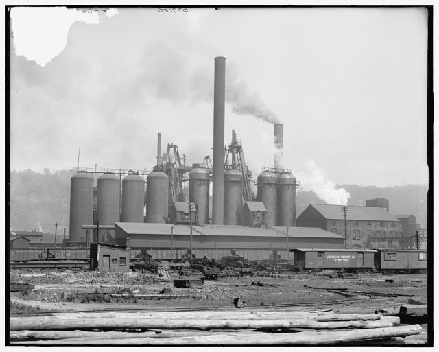 "[Carnegie Steel Company, ""Lucy"" furnace, Pittsburgh, Pa.]"