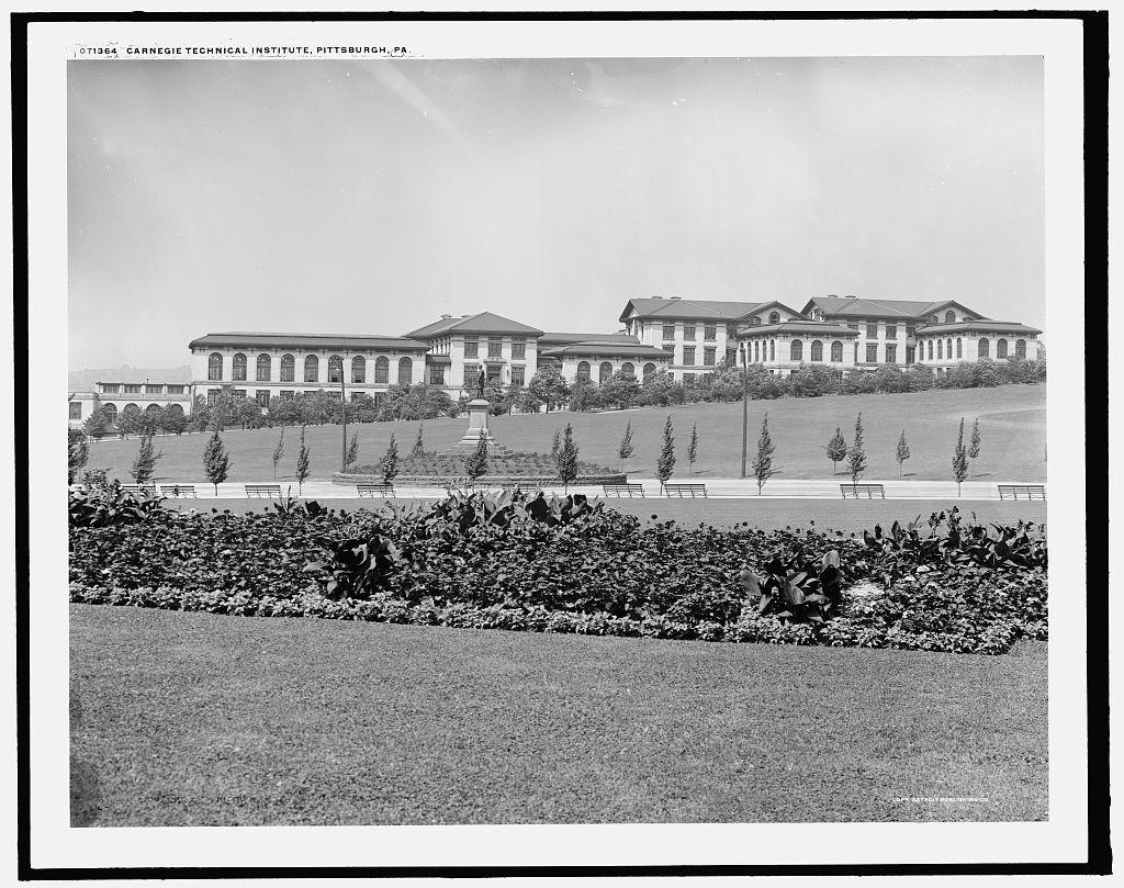 Carnegie Technical Institute [Carnegie Mellon University], Pittsburgh, Pa.