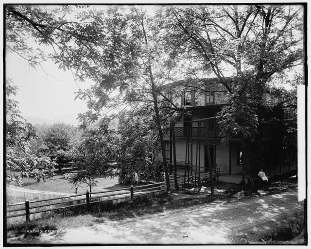 Cataract House, Delaware Water Gap