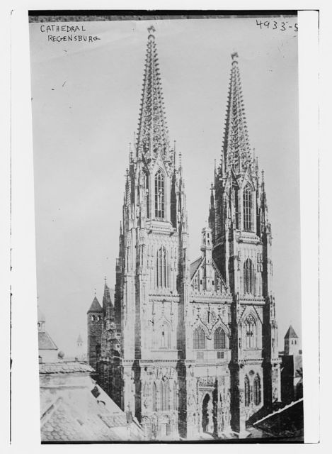 Cathedral at Regensburg