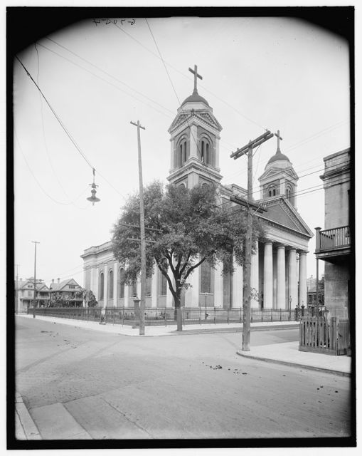 [Catholic Cathedral of the Immaculate Conception, Mobile, Alabama]