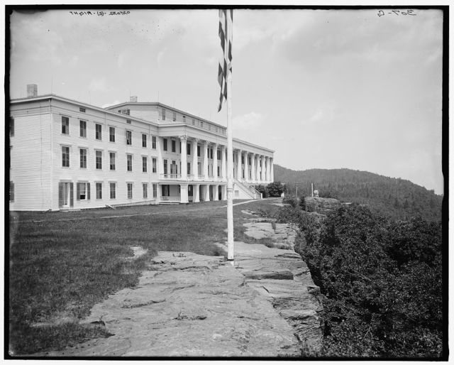 [Catskill Mts., Catskill Mountain House, New York]