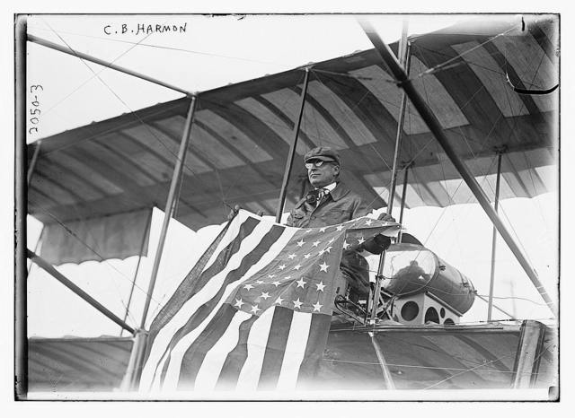 C.B. Harmon