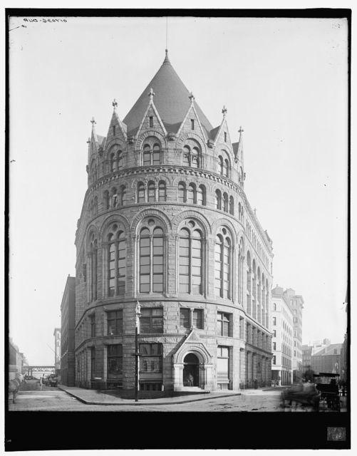 Chamber of Commerce, Boston, Mass.