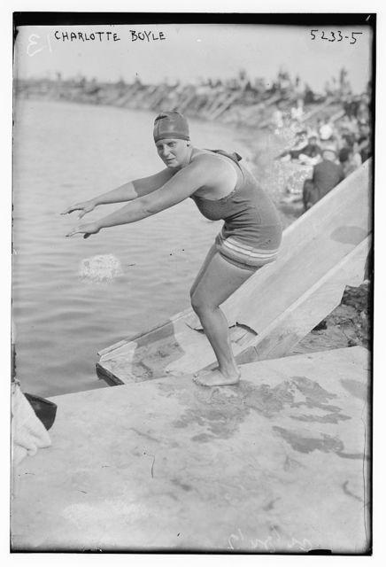Charlotte Boyle (swimmer)