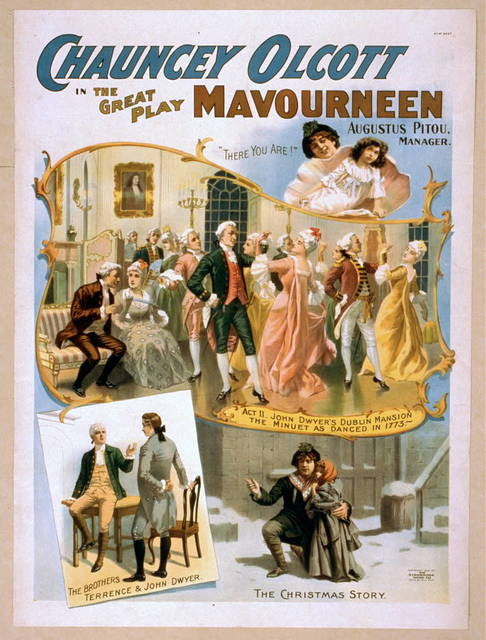 Chauncey Olcott in the great play Mavourneen