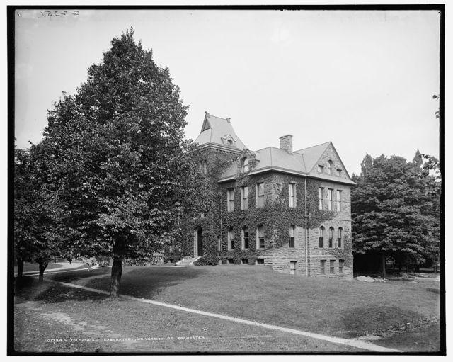 Chemical Laboratory, University of Rochester
