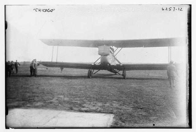 CHICAGO (plane)
