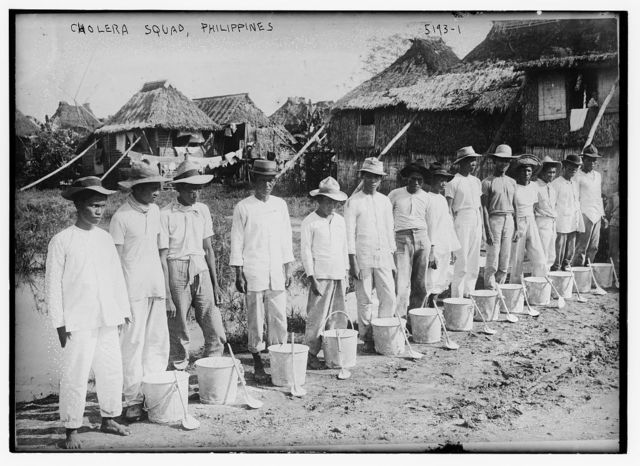 Cholera Squad, Philippines