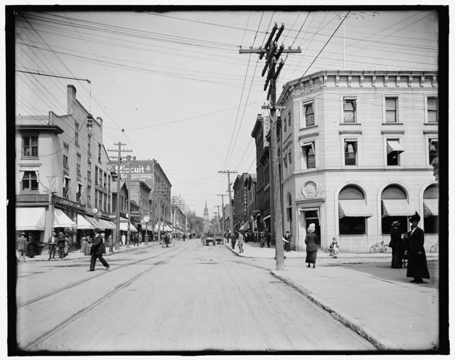 [Church Street, Burlington, Vt.]