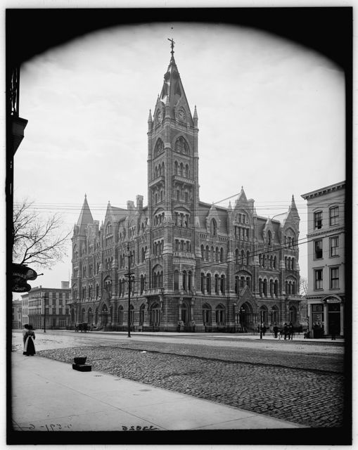 [City Hall, Richmond, Virginia]