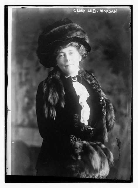 Clara Leb. Morgan