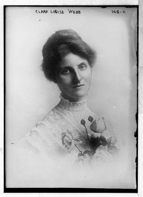 Clara Louise Webb