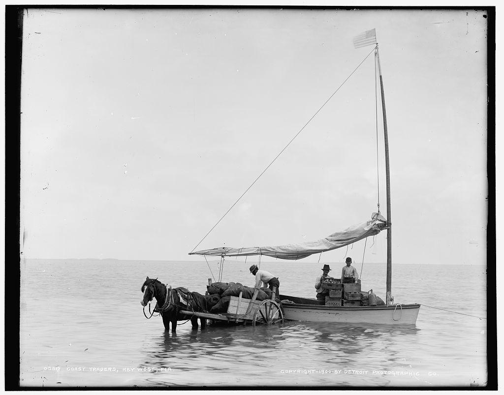 Coast traders, Key West, Fla.