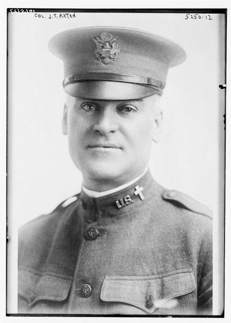 Col. J.T. Axton